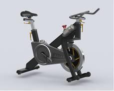 PQ880商用专业动感单车