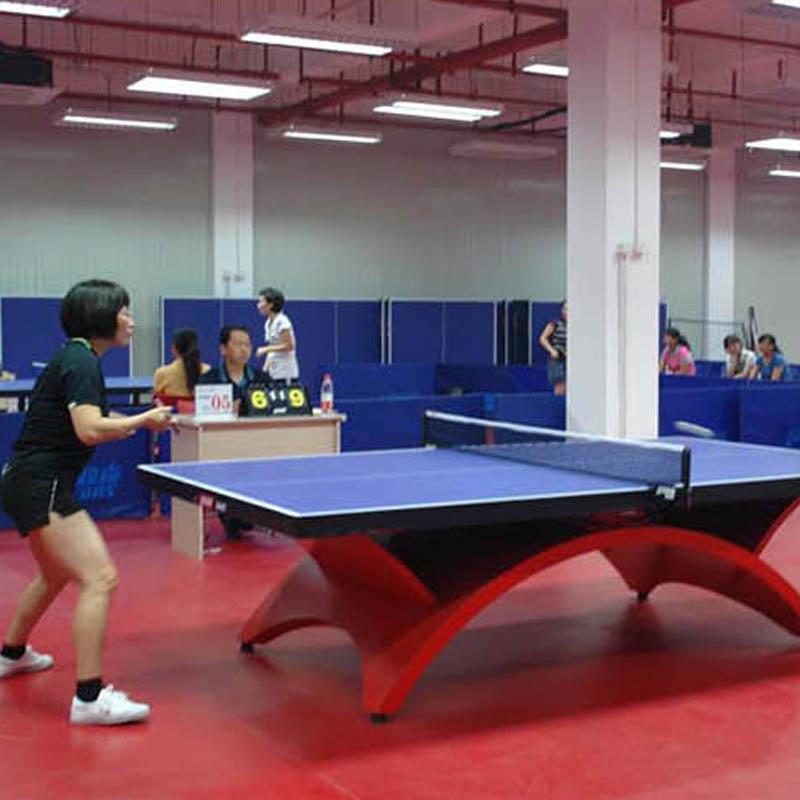 乒乓球球场