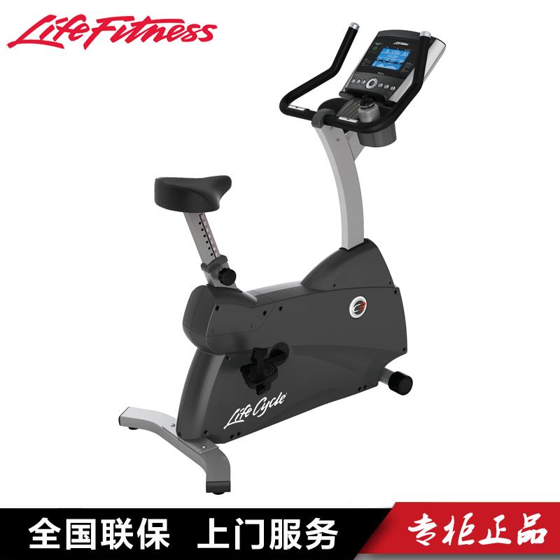 美国Life Fitness力健C3家用beplay体育ios版智能立式beplay体育ios版室内运动自行车